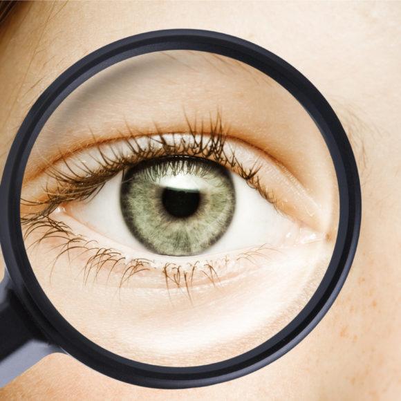 Schau mir in die Augen und ich lese Dir aus deinem Körper vor!