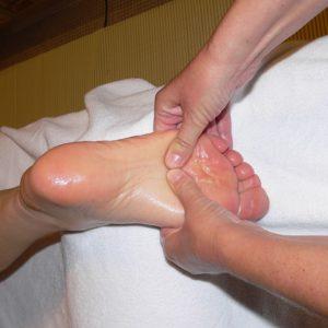 Memmingen – Fußreflexzonenmassage