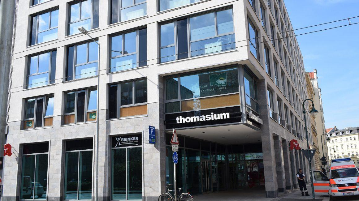 Thomasium Leipzig - Außenansicht