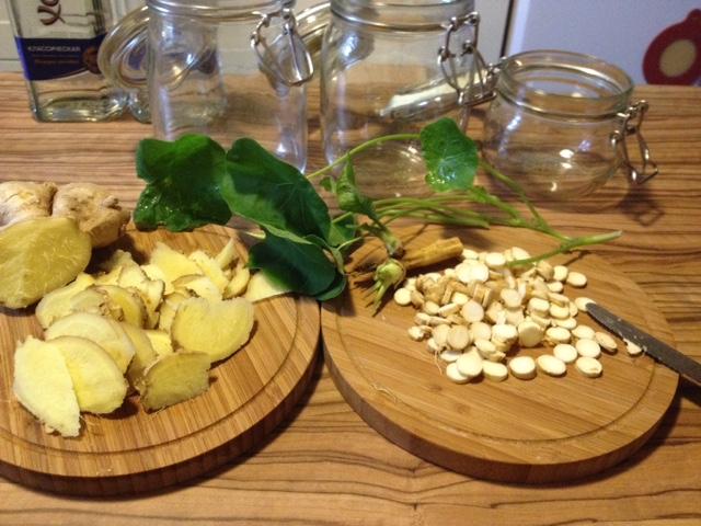 Natürliches Antibiotikum: Kapuzinerkresse, Meerrettich und Ingwer