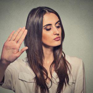 Es reicht! – 5 Tipps wie Sie erfolgreich Grenzen setzen und einhalten!