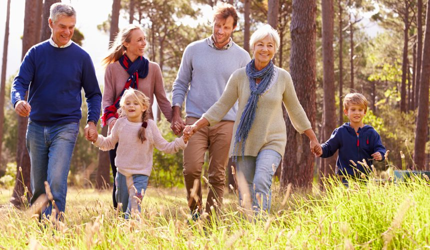 Wie die Familiengeschichte uns beeinflussen kann