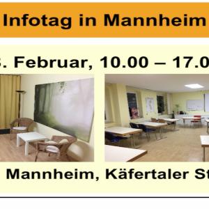 Mannheim – Informationstag am 18. Februar 2017