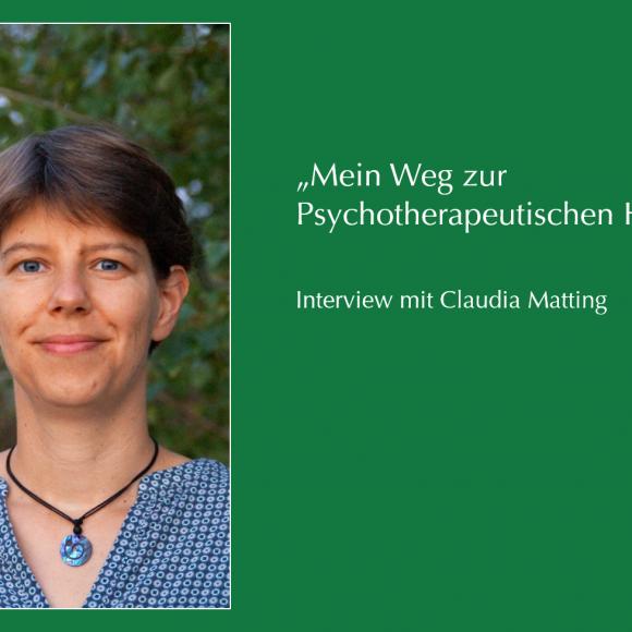 Mein Weg zur Psychotherapeutischen Heilpraktikerin
