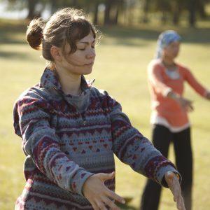 Berlin – Workshop Qigong: Übungen mit dem Stock