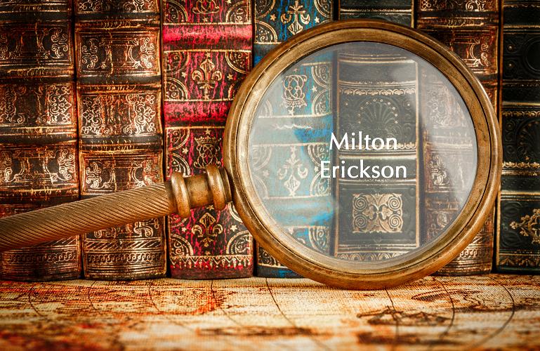 """Milton H. Erickson: """"Ein Ziel ohne einen Termin ist nur ein Traum"""""""