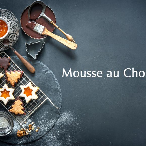 Leckereien ohne Zuckern, ohne Gluten und ohne Lactose: Mousse au Chocolat