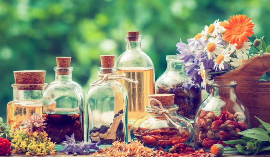 Online-Seminarreihe – Psychotherapeutische Aromapraxis