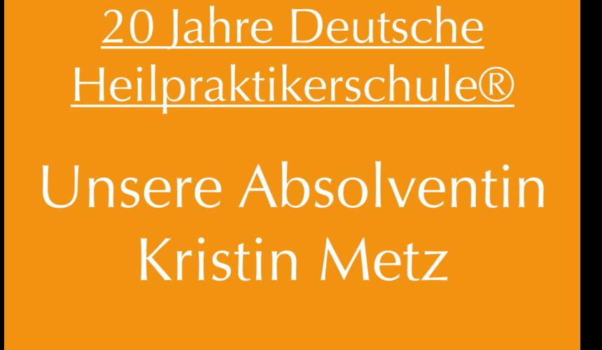 20 Jahre Deutsche Heilpraktikerschule: Träume werden wahr