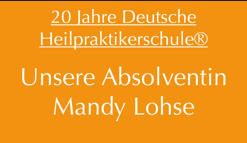 20 Jahre Deutsche Heilpraktikerschule: In zwei Jahren und zwei Anläufen zur eigenen Praxis