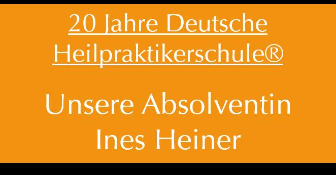 20 Jahre Deutsche Heilpraktikerschule: Natürlich heilen aus Leidenschaft