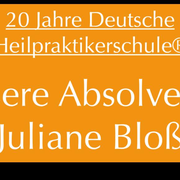 20 Jahre Deutsche Heilpraktikerschule: Wie die Heilpraxis meinen Weg veränderte