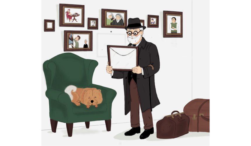 Sprechstunde bei Dr. Freud: Der leise Abschied