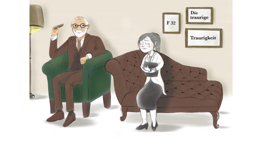 Sprechstunde bei Dr. Freud: Die traurige Traurigkeit