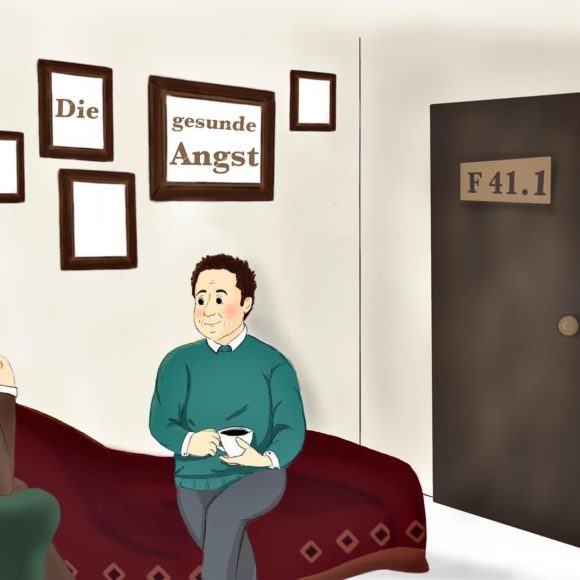 Sprechstunde bei Dr. Freud: Die gesunde Angst