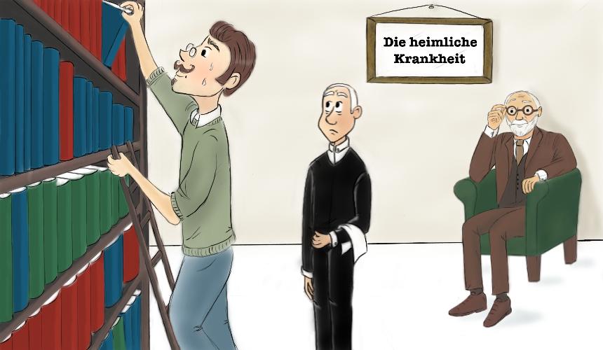Sprechstunde bei Dr. Freud: Die heimliche Krankheit