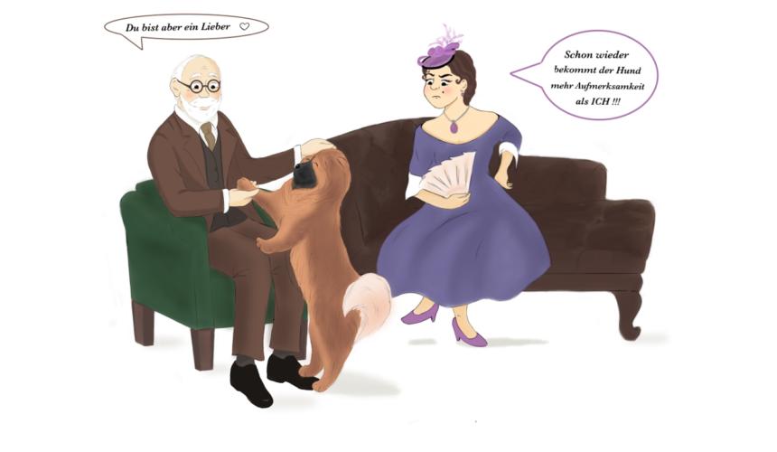 Sprechstunde bei Dr. Freud: Die theatralische Hysterie