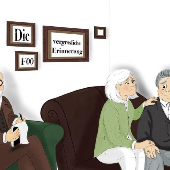 Sprechstunde bei Dr. Freud: Die vergessliche Erinnerung