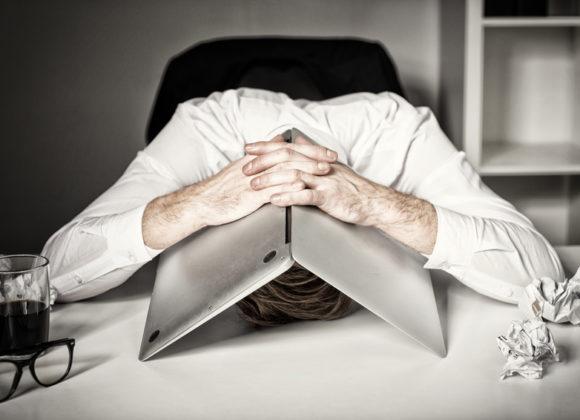 Burnout, Erschöpfung