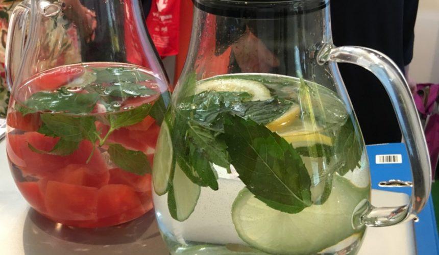 Infused Water – ist das Kunst oder kann das weg?