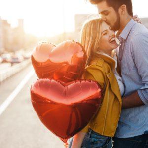 Zum Valentinstag: Seien Sie (das) Präsent