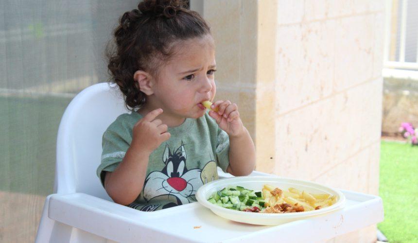 """""""Mein Gemüse ess´ ich nicht"""" oder: Wie Kinder entspannt essen lernen"""