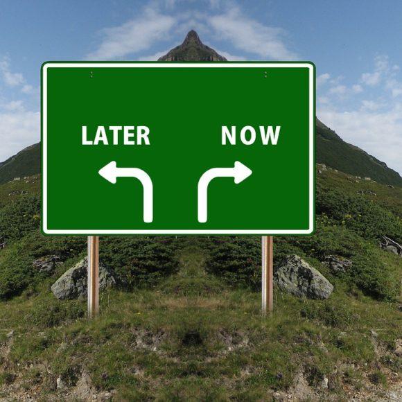 Prokrastination – Warum wir aufschieben